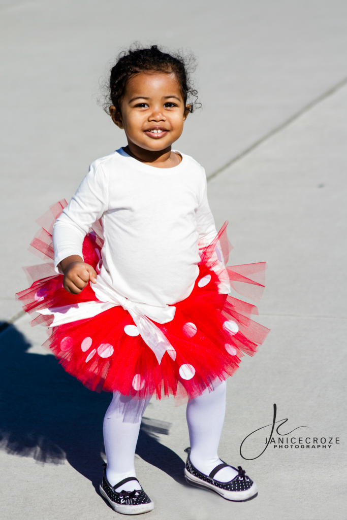 Handmade Christmas Tutu for little girls