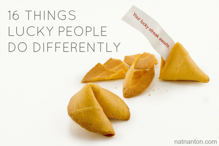 What-lucky-people-do-differently