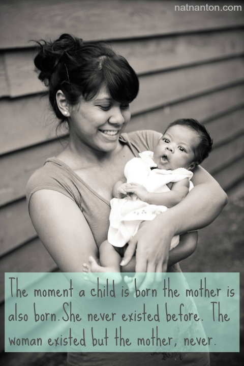 mother's day quote birth